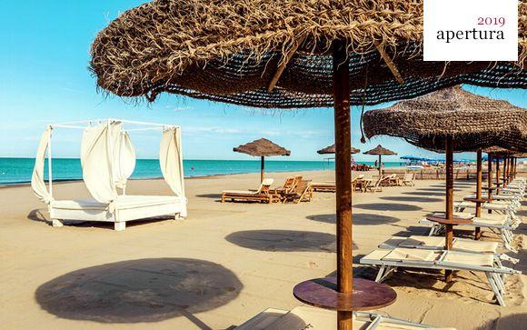 Nuovo ed esclusivo resort direttamente sulla spiaggia