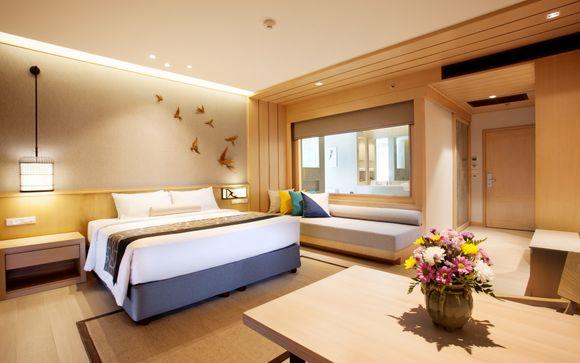 Khao Lak - Bangsak Merlin Resort 5*