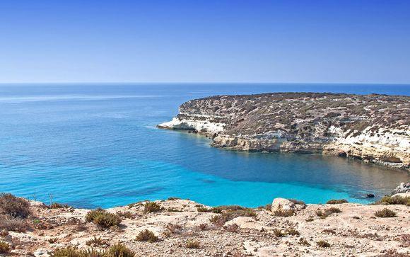 Appartamenti a Lampedusa in totale libertà