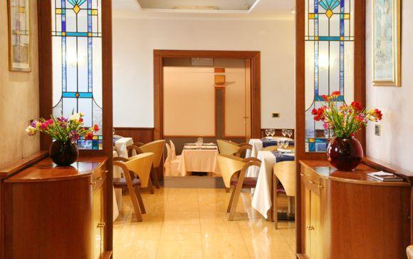 Best Western Artdeco Hotel 4*