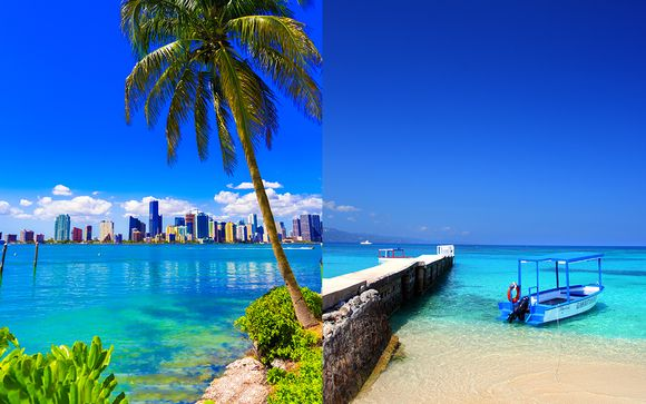 Da Miami Beach al paradiso della Giamaica