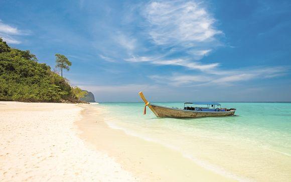 Il fascino della Thailandia tra Phuket e Phi Phi Islands