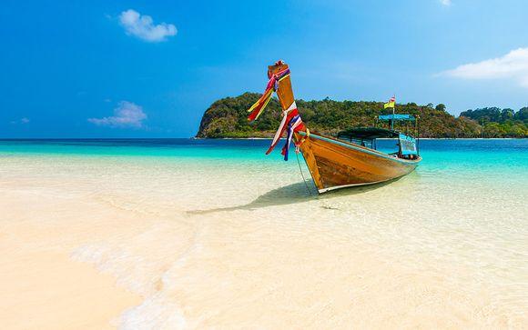 Cape Sienna Gourmet Hotel & Villas 5* + GLOW Pratunam Bangkok 4*