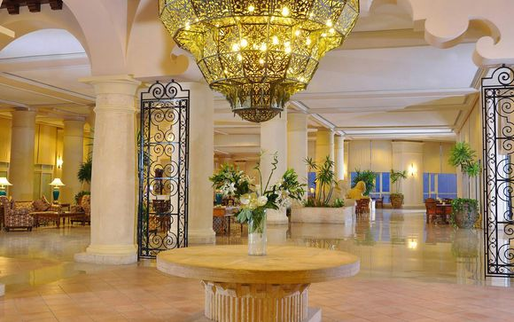 Sharm El Sheikh - Sheraton Sharm Main Building 5* o similare