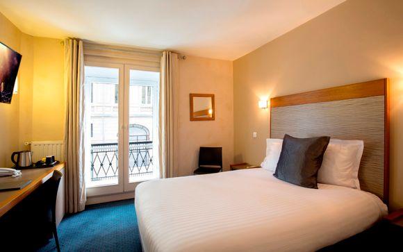 L'Hotel de Normandie 4*