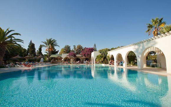 Relax a 4* All Inclusive sul golfo di Hammamet
