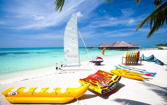 Il Medhufushi Island Resort Maldives 4*