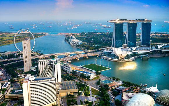 Itinerario 2 - Escursione facoltativa a Singapore