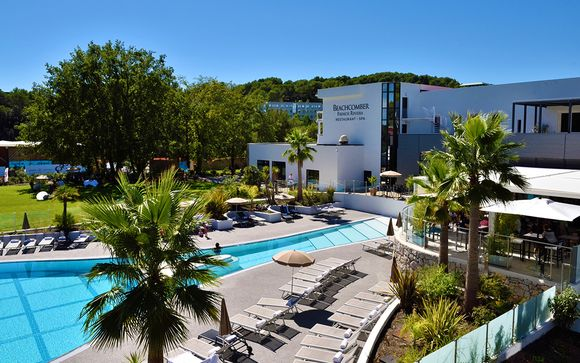 Resort a 4* a pochi minuti da Antibes