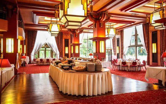 Le Grand Hotel Domaine De Divonne 4*