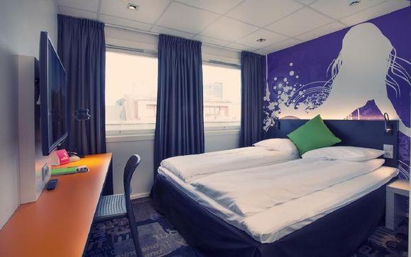 Comfort Hotel Boersparken Oslo 4*