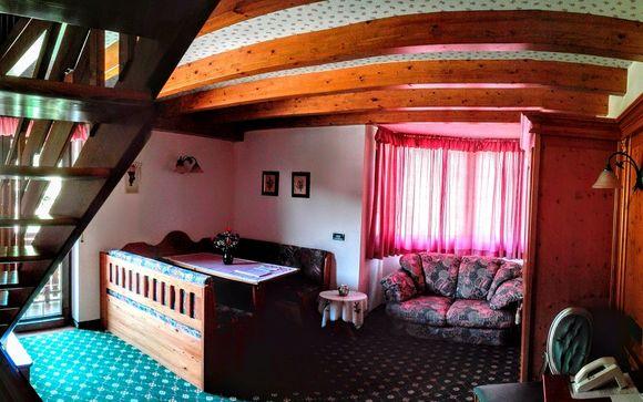 La Bocchetta Hotel 4*