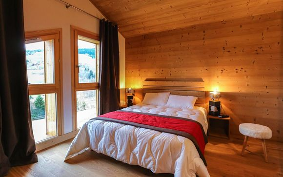 Residence Les fermes du Mont Blanc