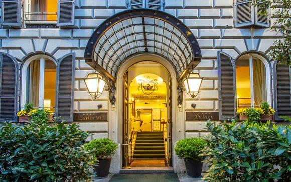 Ludovisi Palace Hotel 4*
