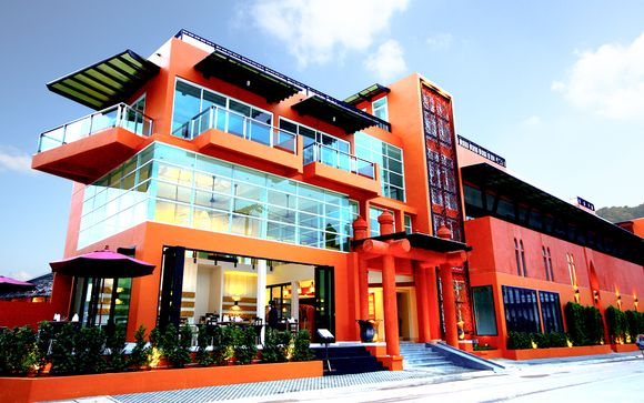Krabi - The Small Krabi Hotel 4*