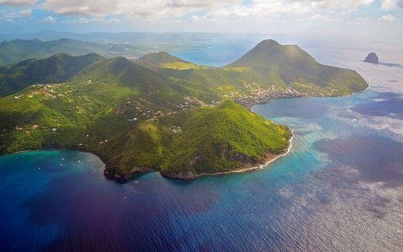 Lusso in villa privata nel paradiso caraibico di Martinica
