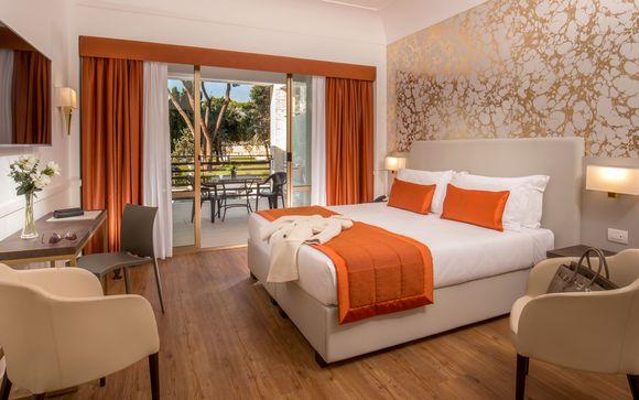 L'Hotel Shangri-La Roma 4*