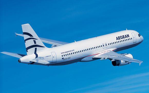 Volate con Aegean Airlines
