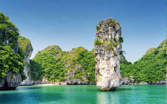 Estensione opzionale nel Vietnam del Nord