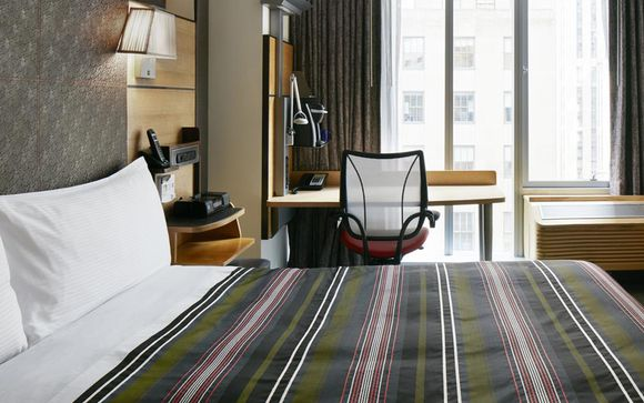 Il The Jewel facing Rockefeller Center 4*