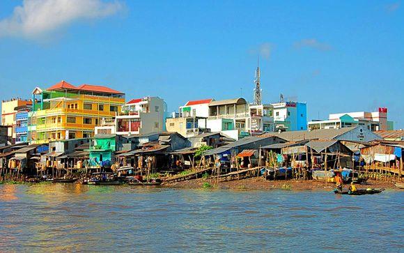 Itinerario Tour Vietnam del Sud con soggiorno mare a Phan Thiet 9 giorni/8 notti (Offerte 1 e 2)
