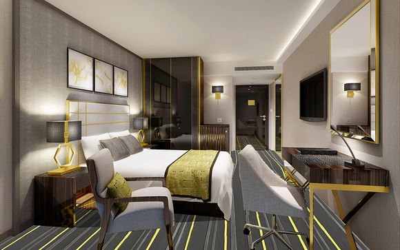 Il Dorsett City London 4*