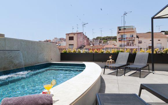 Hotel Vila Arenys 4*