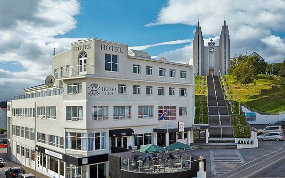 Akureyri - Hotel Kea by Keahotels 4*