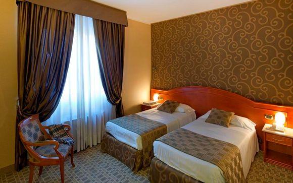 Hotel Mozart 4*