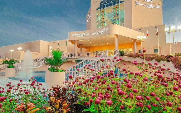 Salalah - Il Crowne Plaza Resort Salalah 5*