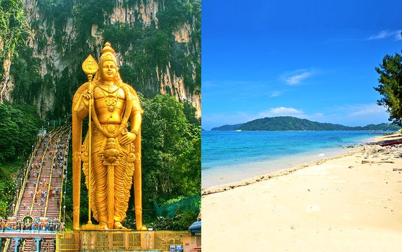 Tour Malesia & soggiorno mare