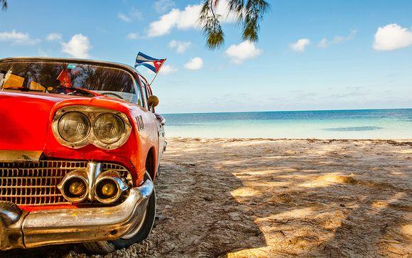 Le meraviglie di Cuba con safari e soggiorno mare a Cayo S. Maria