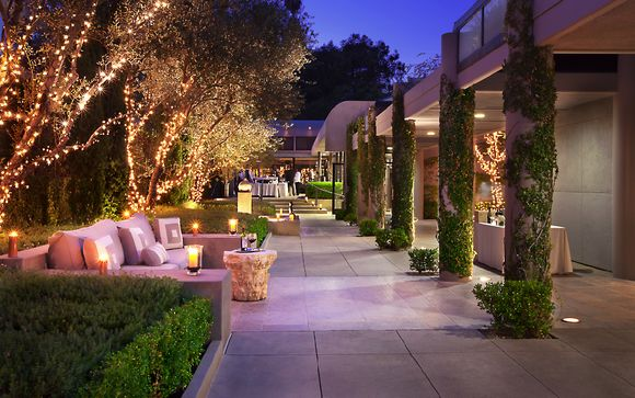 LOS ANGELES - Luxe Sunset Boulevard Hotel 4*