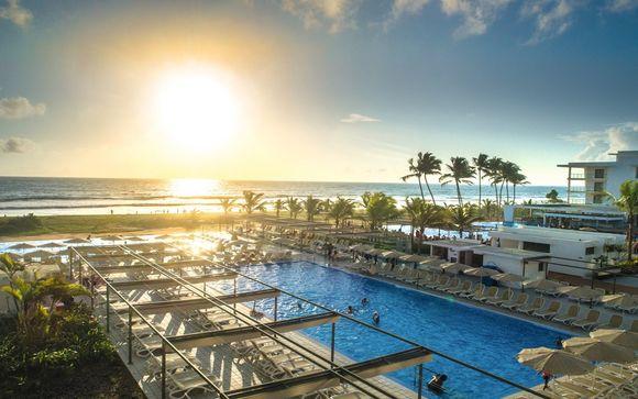 All Inclusive 5* in Beach Resort sull'oceano
