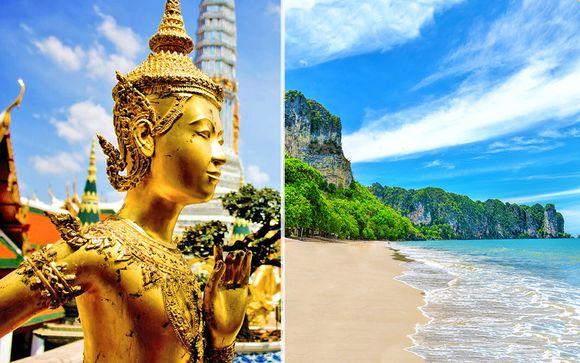 Bangkok, eco-tour solidale sull'isola di Koh Klang e mare