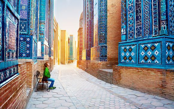 Tour privato dell'Uzbekistan