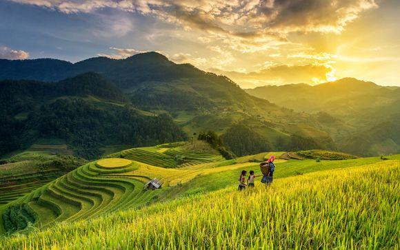 Natura e tradizioni del Vietnam