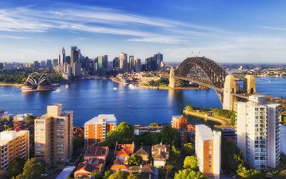 Il meglio dell'Australia in hotel 4*