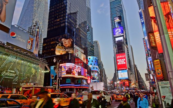 Alla scoperta di New York e di Cancun