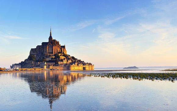 Parigi, Versailles, Mont St. Michel, Castelli della Loira