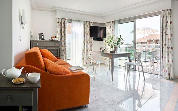 Residence & Spa La Villa Romana 4*