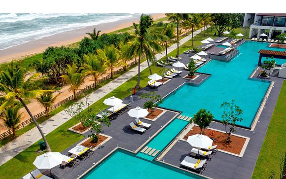 Sri Lanka - Centara Ceysands Resort & Spa