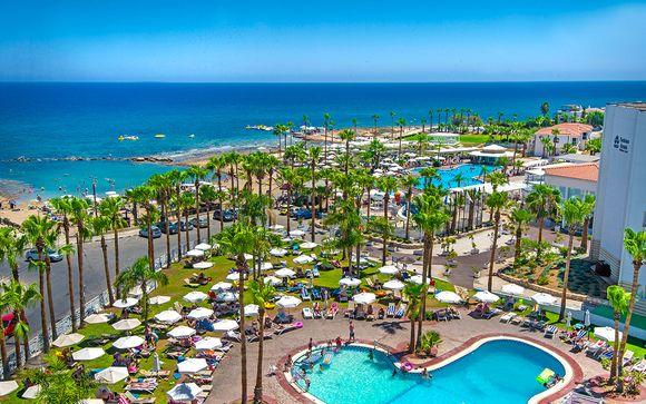 Ciao Club Anastasia Beach Hotel 4*