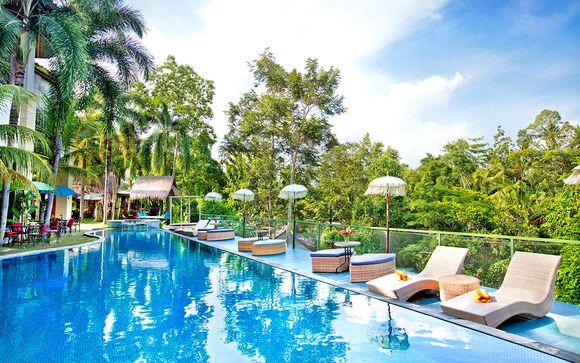 The Mansion Baliwood Resort Hotel & Spa 5* & Ayodya Resort Bali 5*
