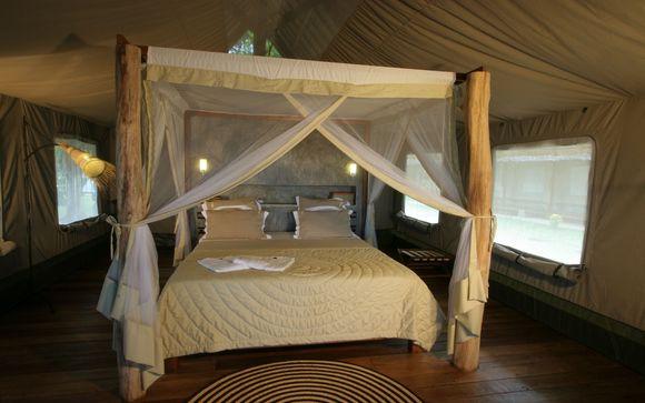 Eden Lodge 5*