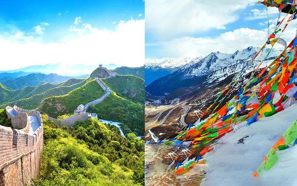 Alla scoperta di Cina e Tibet