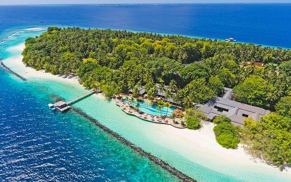 Resort indimenticabile affacciato sull'Oceano Indiano
