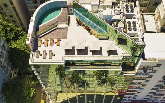 Rio del Janeiro - Arena Leme Hotel 4*