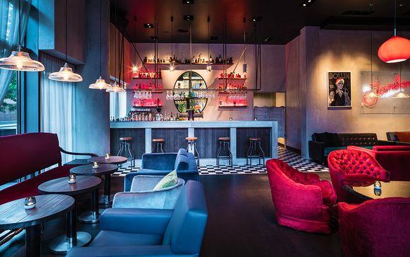 Collezione Luxury: gioiello di design contemporaneo in centro