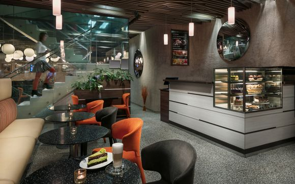 Il Design Metropol Hotel Prague 4*